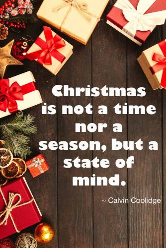Calvin Coolidge #inspirationalquotes #christmasquotes