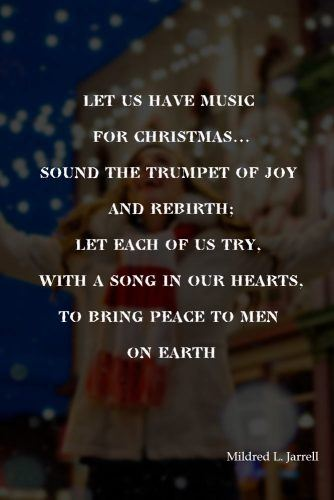 Christmas Quotes By Mildred L. Jarrell  #mildredjarrell #christmas
