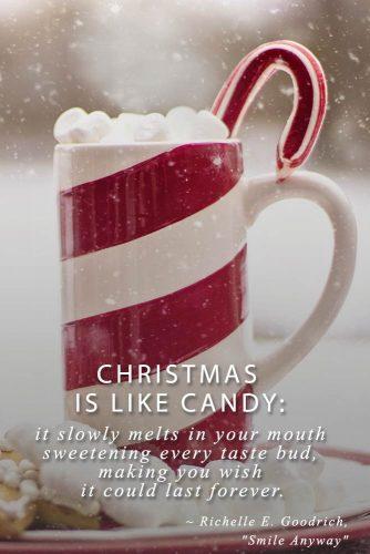Richelle E. Goodrich #inspirationalquotes #christmasquotes