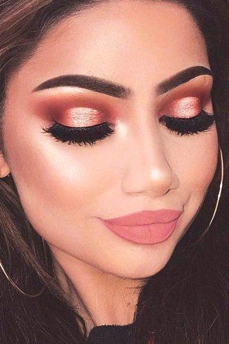 Top Rose Gold Makeup Ideas To Look Like A Goddess Crazyforus