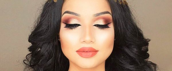 24 Top Rose Gold Makeup Ideas To Look Like A Goddess