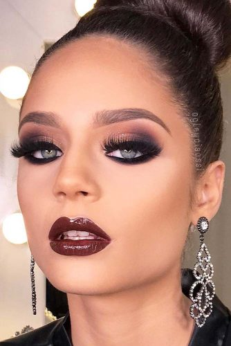 Newest Christmas Makeup Ideas picture 1