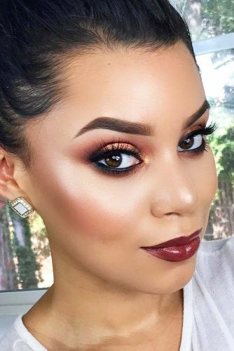 Newest Christmas Makeup Ideas picture 3