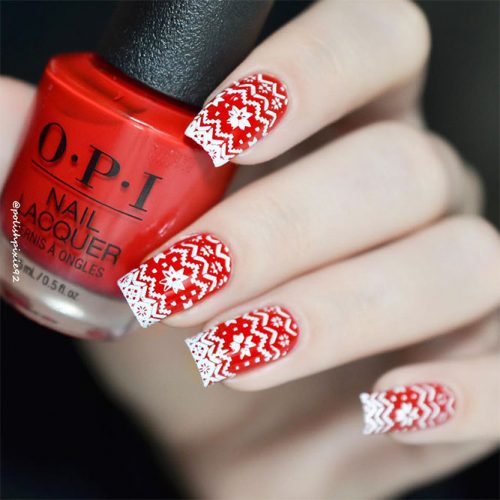 Christmas Nail Art Picture 19