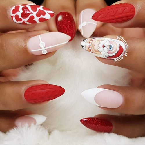 Christmas Nail Art Picture 21