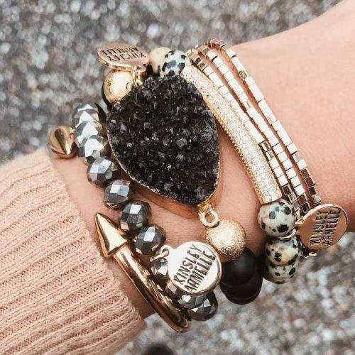 Braceletes Gift Idea #accessories #braceletes
