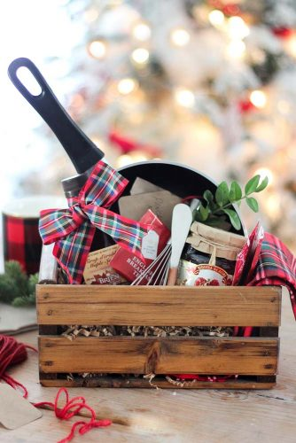 DIY Basket Gift Ideas picture 1