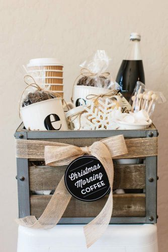 DIY Basket Gift Ideas picture 2