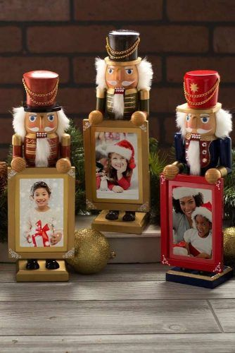 Nutcrackers Photo Holder #photoholder
