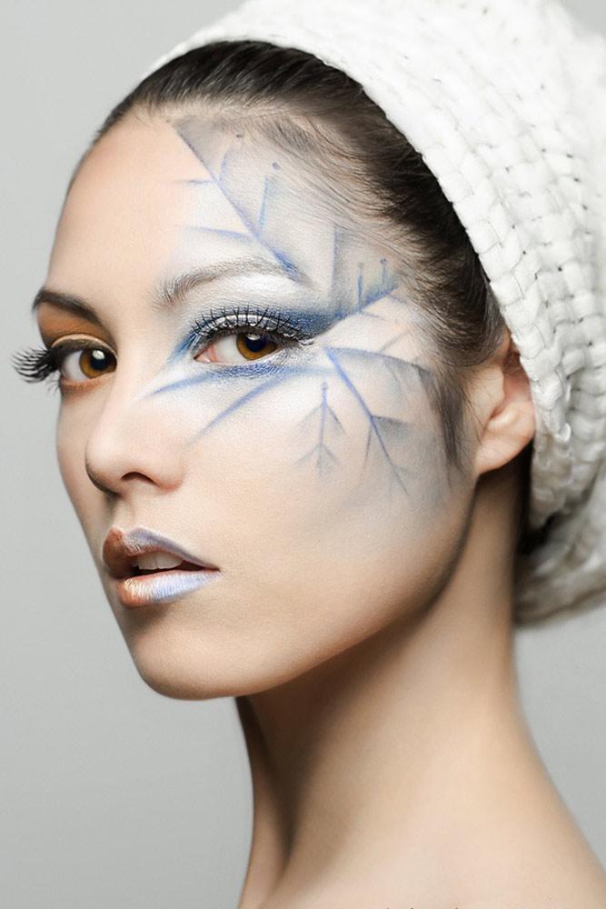 6 Fairy Christmas Makeup Ideas