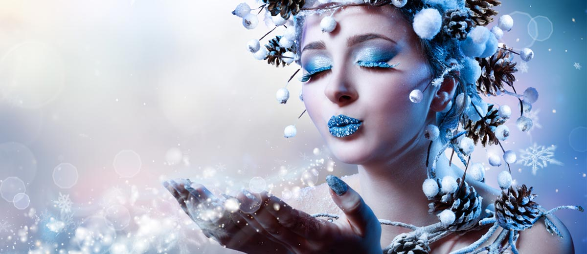 18 Ideas To Make Fairy Christmas Makeup