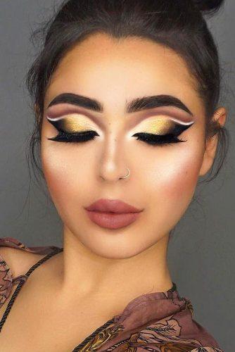 Newest Festive Makeup Ideas picture 5
