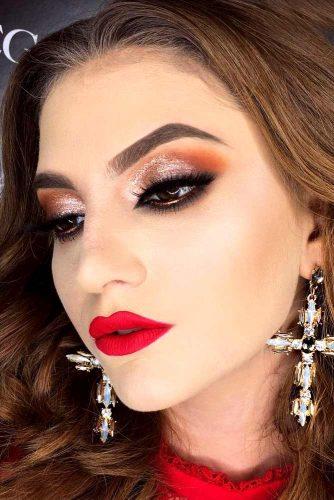 Newest Festive Makeup Ideas picture 4
