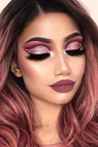 Newest Festive Makeup Ideas picture 3