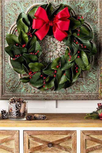 Newest Christmas Wreaths Designs picture 1