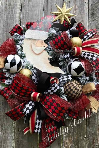 Newest Christmas Wreaths Designs picture 2