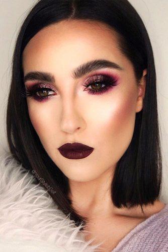 Stunning Glitter Makeup Ideas picture 1