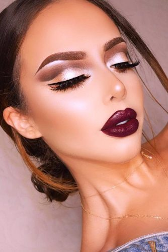 Stunning Glitter Makeup Ideas picture 2
