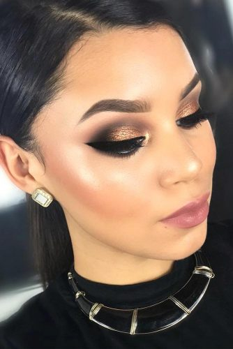 Stunning Glitter Makeup Ideas picture 4