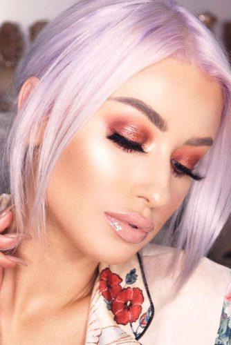 Stunning Glitter Makeup Ideas picture 6