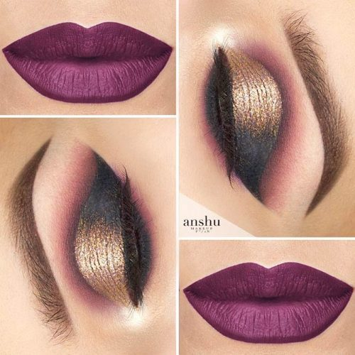 Popular Glitter Makeup Ideas to Rock the Party picture 3