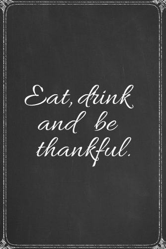 15 Inspirational Thanksgiving Quotes
