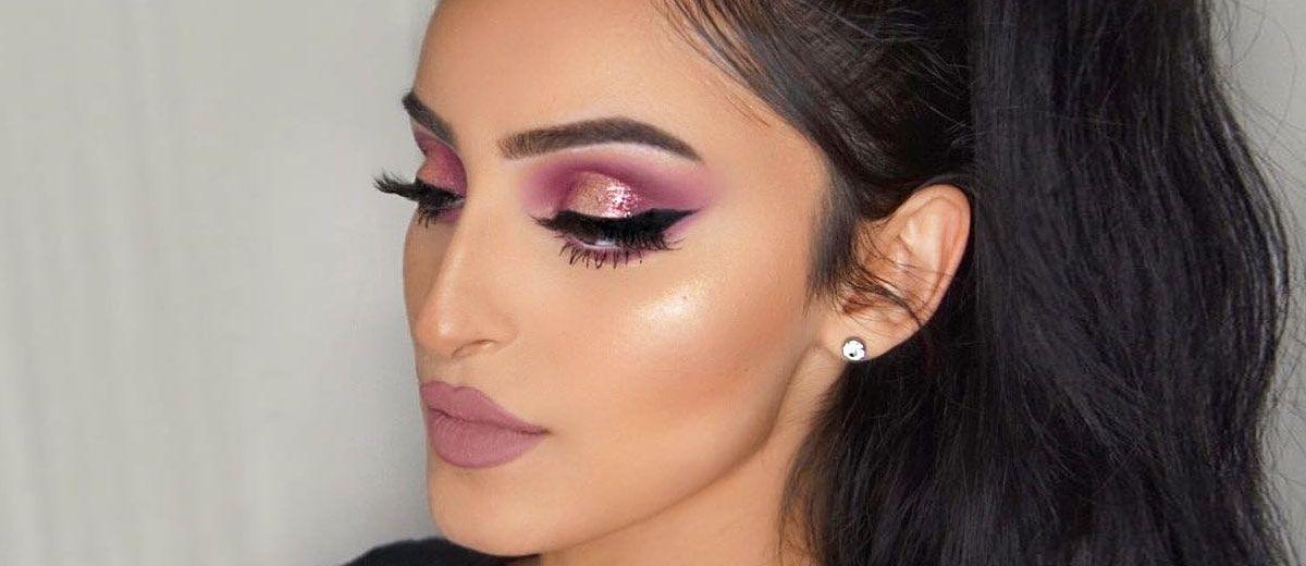 281b577c0 39 Top Rose Gold Makeup Ideas To Look Like A Goddess