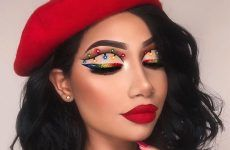 Festive Christmas Makeup Ideas