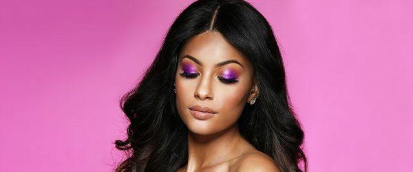 48 Amazing Glitter Christmas Makeup Ideas