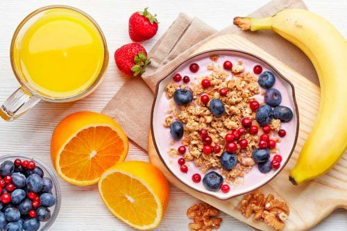Healthy Breakfast Recipes For Flat Belly