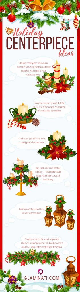 Creative Ideas for Holiday Centerpieces