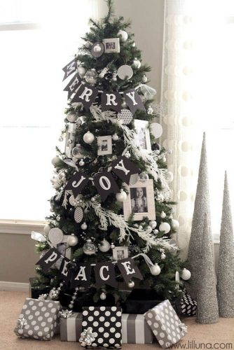 6 Awesome Christmas Tree Decorating Ideas