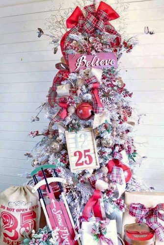 Newest Christmas Tree Decorating Ideas picture 5