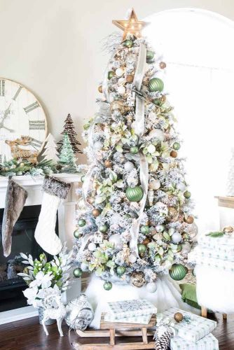 Newest Christmas Tree Decorating Ideas picture 3
