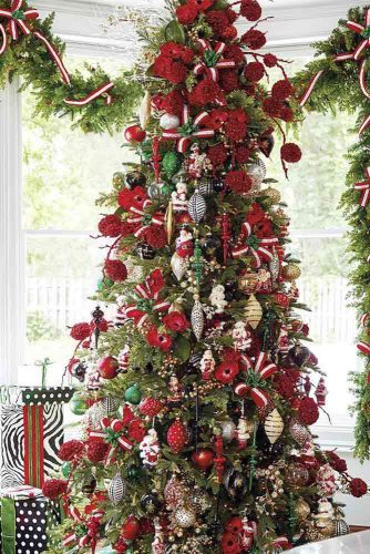 Newest Christmas Tree Decorating Ideas picture 4