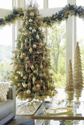 Newest Christmas Tree Decorating Ideas picture 1