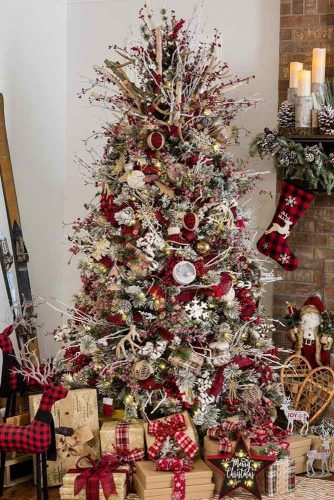Newest Christmas Tree Decorating Ideas picture 6