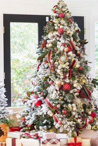 Stunning Christmas Tree Decorating Ideas picture 1