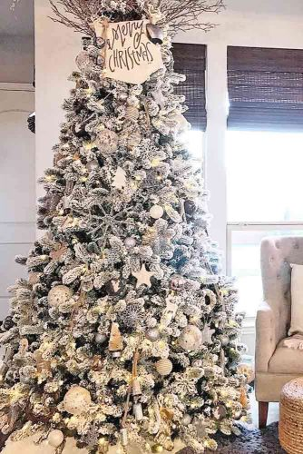 Newest Christmas Tree Decorating Ideas picture 2