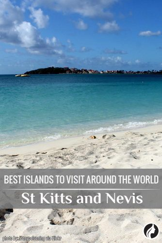 16 best islands to visit around the world Small islands around the world