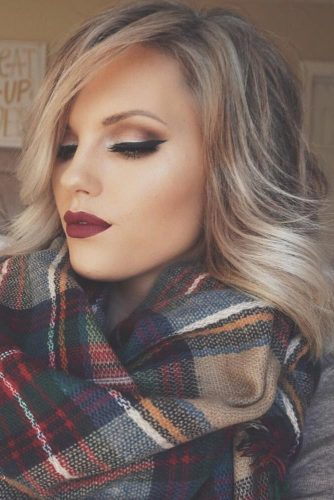 Cute Winter Makeup Ideas picture 1