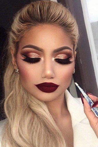 Cute Winter Makeup Ideas picture 3