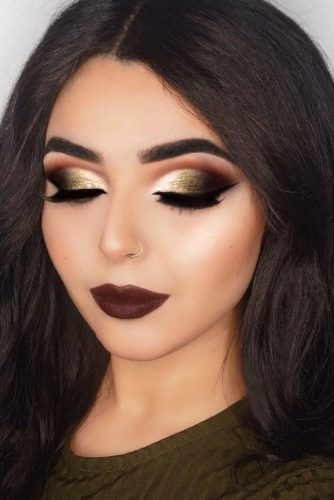 Beautiful Winter Makeup Looks picture 2