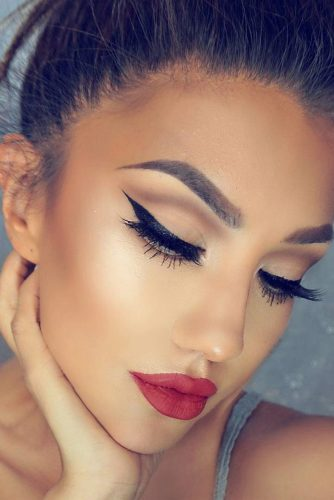 Lovely Winter Makeup Ideas picture 1