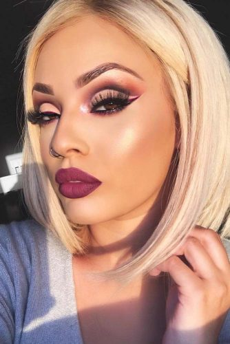 Newest Winter Makeup Ideas picture 1