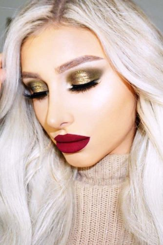 Awesome Holiday Makeup Ideas picture 2