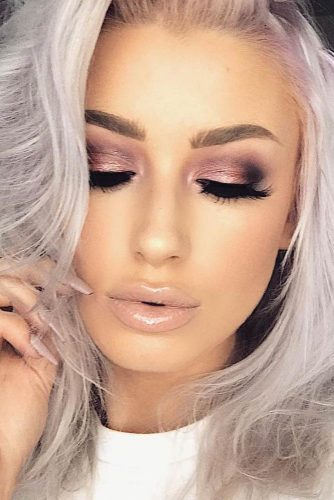 Newest Winter Makeup Ideas picture 6
