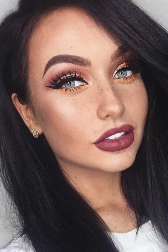 Lovely Winter Makeup Ideas picture 3