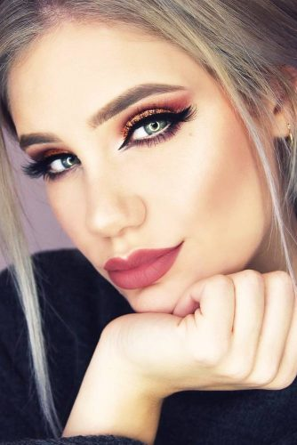 Trendy Winter Makeup Ideas picture 2