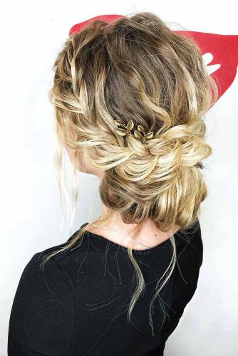 Chic Braided Hairstyles Picture 4